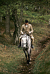 'QUANTOCK STAG HOUNDS', QUANTOCK, SOUTH SOMERSET THE HUNT, 1997
