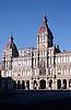 Townhall of La Coru&ntilde;a<br /> <br /> Ayuntamiento de La Coru&ntilde;a<br /> <br /> Rathaus von La Coru&ntilde;a<br /> <br /> 3814 x 2484 px<br /> Original: 35 mm slide transparency