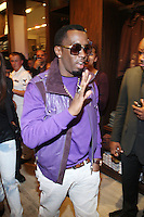 """ Fashion's Night Out""  held at The Sean John Boutique on Sept. 10, 2009 in NYC"