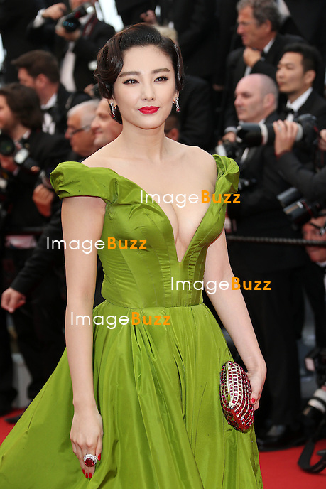 CPE/Zhang Yuqi attends the Opening Ceremony and 'The Great Gatsby' Premiere during the 66th Annual Cannes Film Festival at the Theatre Lumiere on May 15, 2013 in Cannes, France.