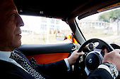 Istanbul, Turkey<br /> March 11, 2011<br /> <br /> Driving his orange Tesla Roadster 2.5 Ali Ibrahim Agaoglu, age 56, is the chairman of 25-year-old Agaoglu Group, a builder of hotels, resorts, and ski lodges in Turkey; also one of Turkey's biggest housing providers. Even during 2009 downturn, was moving ahead with plans to eventually build 24,000 houses in four projects in Istanbul. Net worth according to Forbes Magazine on March 10, 2011 is $2 billion US; owns 90 million square feet of developable land on western coast of Turkey and continues to buy up parcels opportunistically. His Istanbul residential estate project called My City Bahcelievler sold 300 units in 3 days in mid-February. Announced plans to invest $2 billion in tourism projects including hotels and malls. Started working right after high school. Divorcee's so-called playboy antics with bikini-clad younger women closely tracked by local media. Hops around in his $4.5 million Bell 430 helicopter.  Passionate about luxury cars, has a Lamborghini, two Bentleys and a Ferrari California.