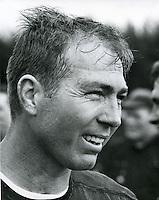 Green Bay Packers quarterback Bart Starr. <br />(photo/Ron Riesterer/photoshelter)