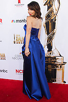PASADENA, CA, USA - OCTOBER 10: Katherine Castro arrives at the 2014 NCLR ALMA Awards held at the Pasadena Civic Auditorium on October 10, 2014 in Pasadena, California, United States. (Photo by Celebrity Monitor)