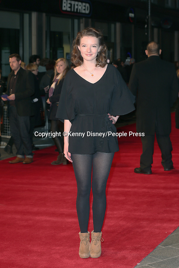 London - UK Premiere of the new Danny Boyle film 'Trance' at the Odeon West End, London - March 19th 2013..Photo by Kenny Disney..