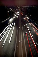 Motorway by Night