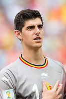 Thibaut Courtois of Belgium
