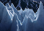 Seracs, Rongbuk Glacier, Tibet