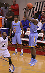 Andrew Wiggins shoots the ball at Scott County High School in Lexington, Ky., on Sunday, November 18, 2012. Photo by Tessa Lighty | Staff