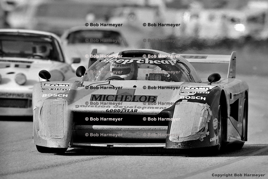 SEBRING, FL - MARCH 20: Bobby Rahal drives the March 82G 1/Chevrolet during the 12 Hours of Sebring on March 20, 1982, at Sebring International Raceway near Sebring, Florida.