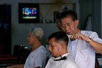 Hairdresser in Phuket,Thailand