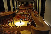 Cremona, Museo del violino e dell&rsquo;arte antica della liuteria. Auditorium<br /> Cremona, Museum of the violin and the ancient art of violin making