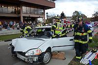 20111021 Mock DUI Demonstration