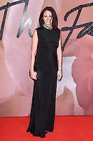 Caroline Rush at the Fashion Awards 2016 at the Royal Albert Hall, London. December 5, 2016<br /> Picture: Steve Vas/Featureflash/SilverHub 0208 004 5359/ 07711 972644 Editors@silverhubmedia.com