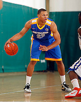 April 9, 2011 - Hampton, VA. USA; Justin Anderson participates in the 2011 Elite Youth Basketball League at the Boo Williams Sports Complex. Photo/Andrew Shurtleff