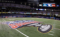 Florida vs Louisville during 79th Sugar Bowl game at Mercedes-Benz Superdome in New Orleans, Louisiana on January 2nd, 2013.