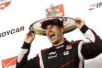 2014 California Speedway IndyCar