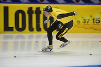 SCHAATSEN: HEERENVEEN: 16-01-2016 IJsstadion Thialf, Trainingswedstrijd Topsport, Patrick Roest, ©foto Martin de Jong