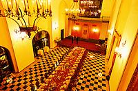 Puerto Rico, San Juan, Hotel El Convento, Dining Room