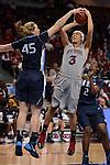 SaintMarys 1314 BasketballW vs San Diego