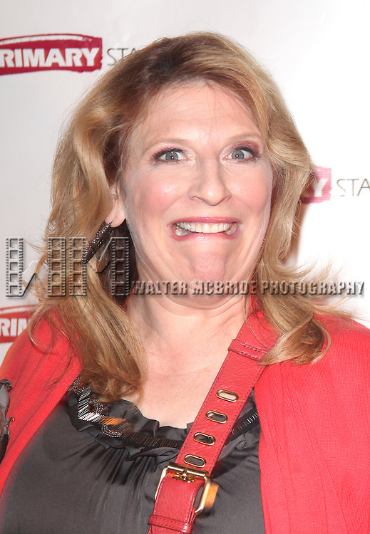 Lisa Lampinelli.attending the Opening Night Party for the Primary Stages Production of 'Olive and the Bitter Herbs' in New York City. ...