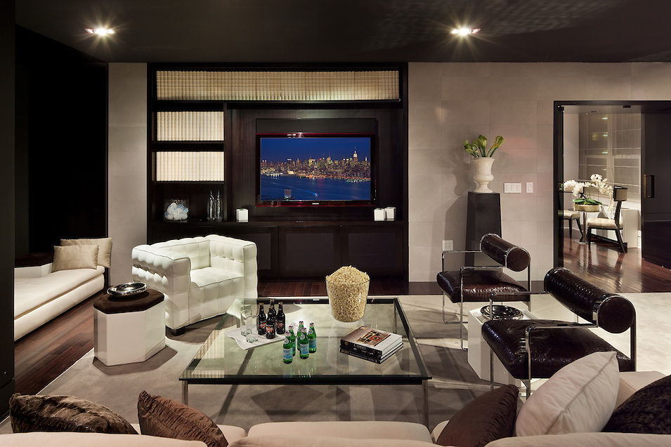 TV Room: Trump Plaza Jersey City