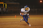 Oxford High's Aundrei Turner (83) vs. Clarksdale High in Clarksdale, Miss. on Friday, November 2, 2012. Oxford won.