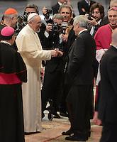 Pope Francis I Inauguration Mass - Rome