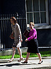 Cabinet Meeting arrivals in Downing Street London Great Britain<br /> 12th May 2015 <br /> <br /> Arrivals of the new government ministers at the first cabinet of the new Conservative government. <br /> <br /> Theresa Villiers and Lady Tina Stowell <br /> <br /> <br /> Photograph by Elliott Franks <br /> Image licensed to Elliott Franks Photography Services