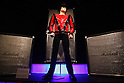 May 12, 2010 - Tokyo, Japan - King of Pop's wax figure and Marshall amps are on display at the 'Michael Jackson - The official Lifetime Collection' exhibition, in a hall at the foot of Tokyo Tower, Tokyo, Japan, on May 12, 2010. More than 280 items of Michael Jackson memorabilia including crystal-studded gloves and favorite 1967 Rolls Royce are on display until July 4.  (c) MICHAEL JACKSON ESTATE.