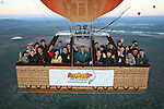 20101005 October 5 Cairns Hot Air Ballooning