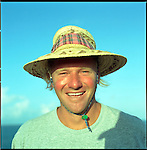 Brian Kronemeyer runs Exuma Expeditions in the Bahamas. During his excursions you will snorkel, sail your own boat, camp, fish and anything else your heart desires.The Exuma's are a chain of low laying islands that are perfect for sailing the 20 foot twin masted boat..