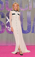 Clara Paget at the &quot;Suicide Squad&quot; European film premiere, Odeon Leicester Square cinema, Leicester Square, London, England, UK, on Wednesday 03 August 2016.<br /> CAP/CAN<br /> &copy;CAN/Capital Pictures /MediaPunch ***NORTH AND SOUTH AMERICAS ONLY***