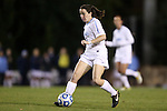 16 November 2012: UNC's Kat Nigro. The University of North Carolina Tar Heels played the University of Illinois Fighting Illini at Fetzer Field in Chapel Hill, North Carolina in a 2012 NCAA Division I Women's Soccer Tournament Second Round game. UNC won the game 9-2.