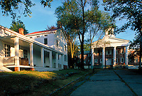 Historic Richmond Town, museum located in the Richmond, neighborhood in Staten Island, New York City, NY, USA