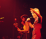 The Runaways 1977 Cherie Currie and Jackie Fox