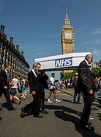 "05.07.2013 - ""CAMarathon"" for the 65th Birthday of the NHS"