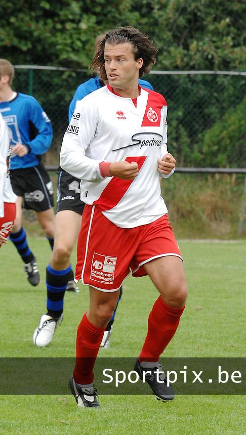 SK Steenbrugge : Nicola Wellens.foto David Catry / VDB