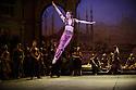 London, UK. 12.01.2016. English National Ballet present Le Corsaire, at the London Coliseum. Picture shows: Jinhao Zhang (Lankendem). Photograph © Jane Hobson.