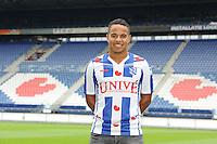 VOETBAL: HEERENVEEN: Abe Lenstra Stadion, 25 juni 2015, SC Heerenveen Lucas Bijker, nieuwe speler, ©foto Martin de Jong