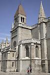 St Maria la Antigua Church, Valladolid, Castile and Leon, Spain
