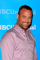 PASADENA - APR 18:  Matt Iseman arrives at the NBCUniversal Summer Press Day at The Langham Huntington Hotel on April 18, 2012 in Pasadena, CA