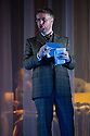Edinburgh, UK. 09.08.2012. Opera North presents THE MAKROPULOS CASE at the Festival Theatre, as part of the Edinburgh International Festival. Picture shows: James Creswell (as Dr Kolenaty).