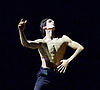 Cesar Corrales named as the English Nati   onal Ballet Emerging Dancer 2016 <br /> 17th May 2016<br /> <br /> <br /> English National Ballet <br /> Emerging Dancer 2016 <br /> at the Palladium, London, Great Britain <br /> 17th May 2016 <br /> rehearsals<br /> <br /> solo<br /> <br /> <br /> Cesar Corrales<br /> <br /> <br /> <br /> <br /> <br /> Photograph by Elliott Franks <br /> Image licensed to Elliott Franks Photography Services