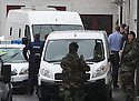 Army Operation Drogheda Garda Station.