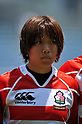 Eri Kamimura (JPN),.MAY 19, 2012 - Rugby : Woman's Rugby Test match between Japan women's 61-15 Hong Kong women's at Chichibunomiya Rugby Stadium, Tokyo, Japan. (Photo by Jun Tsukida/AFLO SPORT)