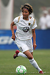 30 August 2009: Mami Yamaguchi (11) of Umea IK.  The WPS All-Star team defeated the visiting Umea IK 4-2 in the first annual post season All-Star game of the Women's Professional  Soccer league at Anheuser-Busch Soccer Park, in Fenton, MO.
