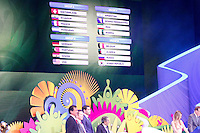 2014 World Cup Draw, December 6, 2013