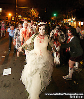 Zombie Pub Crawl 2012 - Minneapolis and St. Paul