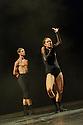 "Israeli dance company, L-E-V, presents OCD LOVE, by Sharon Eyal and Gai Behar, inspired by the poem OCD, by Neil Hilborn, at Sadler's Wells, as part of ""Sadler's Wells Debuts"" programming. The dancers are: Gon Biran, Darren Devaney, Rebecca Hytting, Mariko Kakizaki, Leo Lerus, Keren Lurie Pardes."