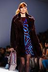 Nanette Lepore: Mercedes Benz Fashion Week. Fall/Winter 2012. Lincoln Center. New York City.
